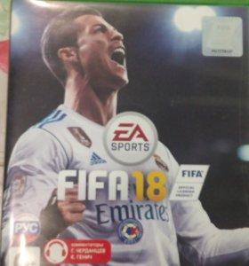 Продам игру ФИФА 18