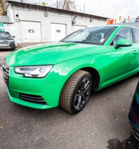 Audi A4, 2018