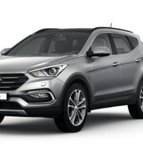 Hyundai Santa Fe, 2018