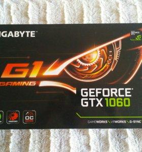 Gigabyte 1060/6 G1 Gaming