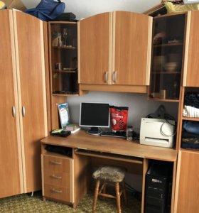 Угловой шкаф (стенка)