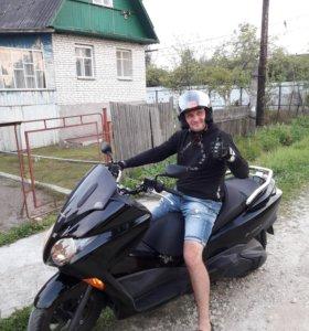 Продам макси скутер