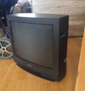 Телевизор Sony trinitron бу