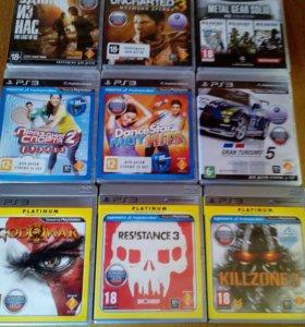 Продаю диски для PS3
