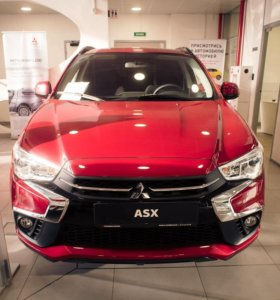 Mitsubishi ASX, 2018