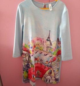 Платье для девочки детское