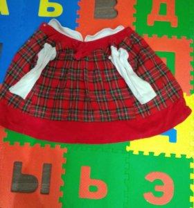Платье на 12 месяца