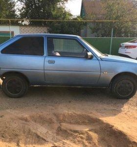 ЗАЗ 1102, 1995
