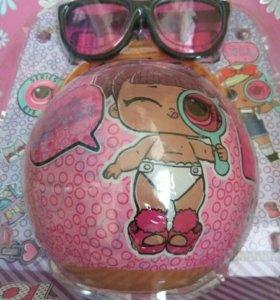 Кукла лол, LOL. Большой шар.