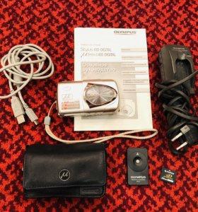 Фотоаппарат OLYMPUS mju 410 Digital