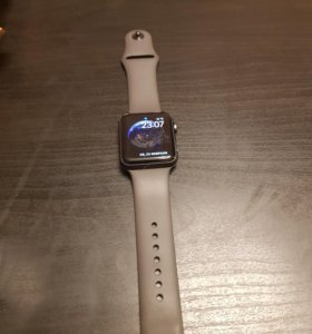 apple watch 3 (42 мм)