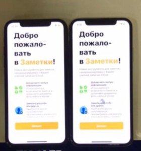 Замена дисплея iPhone X XSXR замена стекла iphonex
