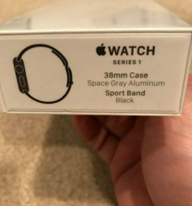 Новые apple watch 1