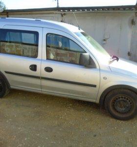 Разбираю Opel Combo C Опель Комбо Ц 2008 пассажир