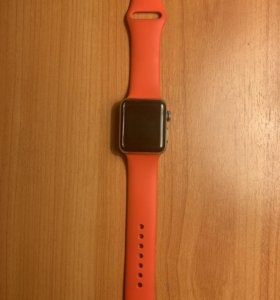 Apple watch Steel series 2 38mm СТАЛЬНЫЕ