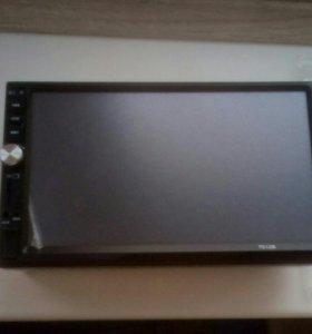 Автомагнитола 2 дин с видео и режимом монитора