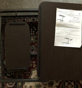 Стол прикроватный для лежачих/инвалидов новый