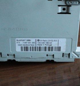 Магнитола 1KO 035 186 AA VW Radio
