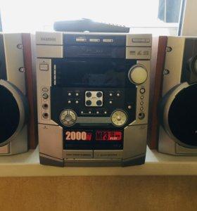 Музыкальный центр Samsung MAX-VL65