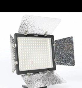 Студийный свет LED