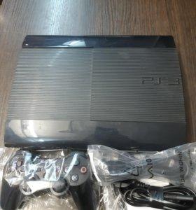 Б/у PS3 Super Slim 500Gb