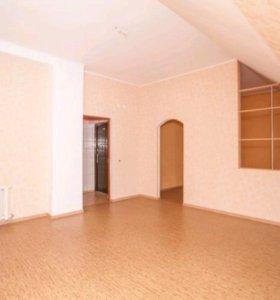 Квартира, 1 комната, 91.4 м²
