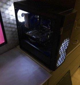 Игровой компьютер (6 ядер, 12 потоков 16gb ddr3)