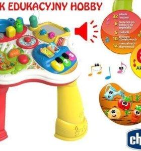 Музыкальный развивающий стол Chicco
