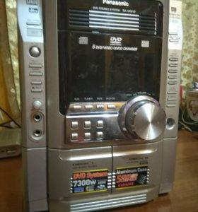 DVD Panasonic на запчасти