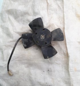 Вентилятор на Ваз 2108-21015