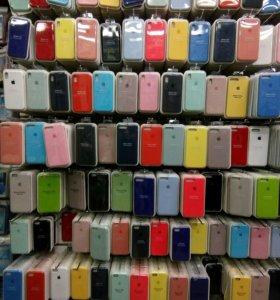 Чехлы на любые модели iPhone. 5,6,6+7,7+,8,8+X,Xr