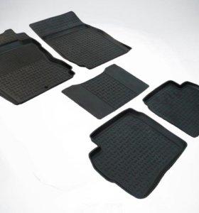 Сверхпрочные ковры с бортом