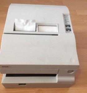 Матричные принтеры Epson TM-U950, COM