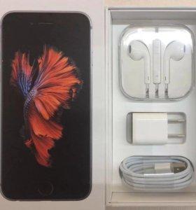 iPhone 6S 16/64gb(все цвета) Новые