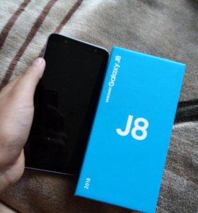 Телефон Samsung j8 2018