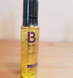 Сыворотка для волос Biotin Damagecare Oil Serum
