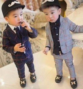 Детский классический костюм