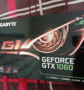 Видеокарта gtx 1060 6gb