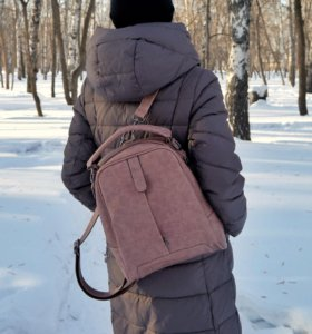 Новый рюкзак женский
