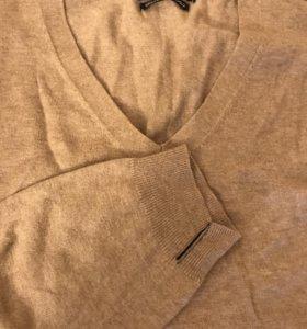 Джемпер кашемировый Massimo Dutti, размер L