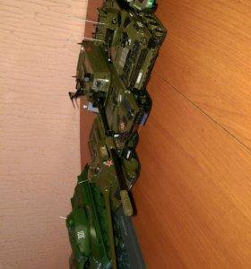 Модели танков 1/43