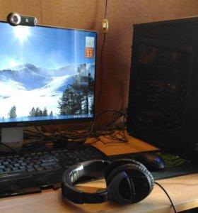 Супермощный новый 16ядер 16гб ASUS GTX1070 8GB SSD