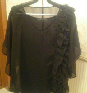 Блузка Karen by Simonsen новый (Дания) размер 48