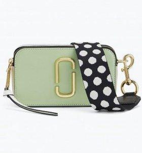 Сумка женская MARC JACOBS Snapshot Small Bag Mint