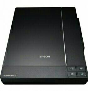 Сканер Epson Perfection V33