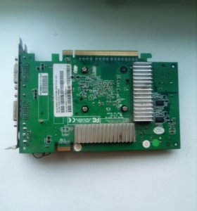 Видеокарта 8600GT