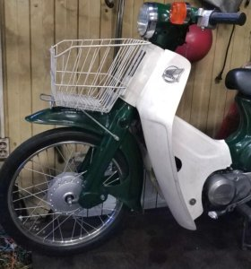 Honda Super Cub STD 50