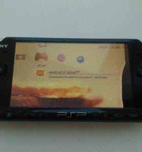 PSP 3008 под ремонт или запчасти