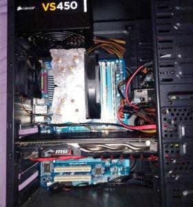 Игровой ПК с GTX 1060 6GB