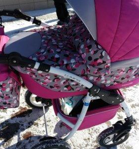 Lumina Expander коляска + чек на прогулочную коляс